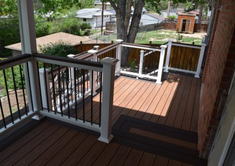 Custom Built Deck